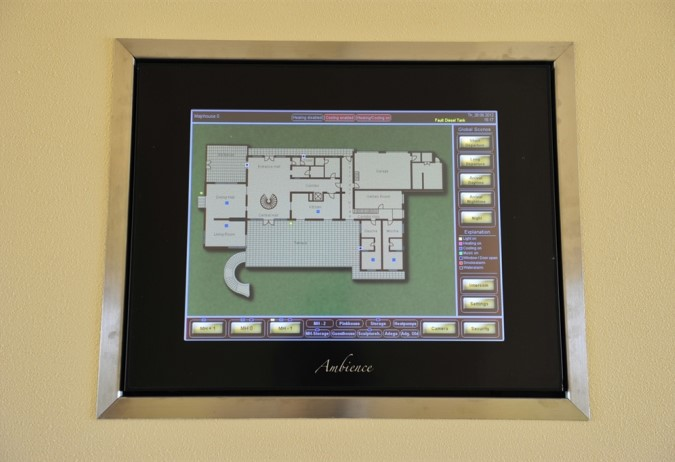 Luxury Estate with Vineyards - Smart System & Security